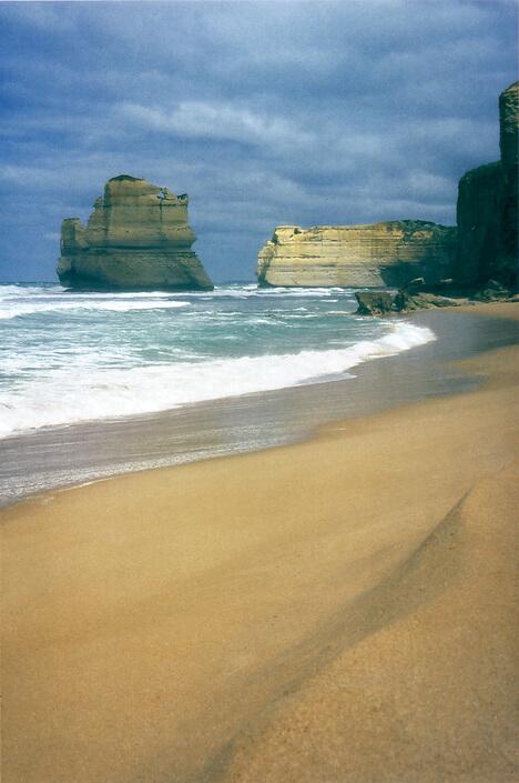 Australia Great Ocean Road 12 Apostels