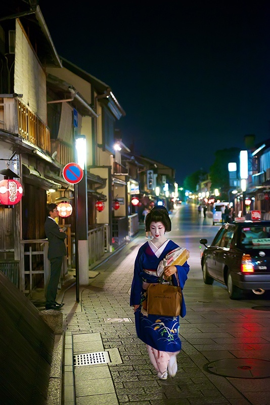 Top 15 Best Tourist Photos Geisha