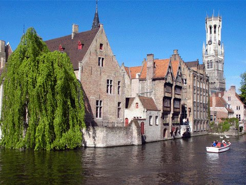 Top 10 Inner Cities 2018 Bruges