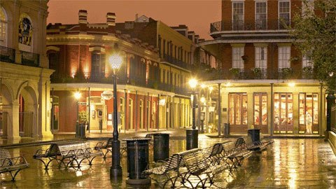 Top 10 Inner Cities 2018 New Orleans