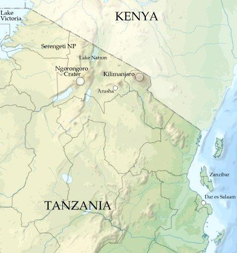 Arusha Kilimanjaro