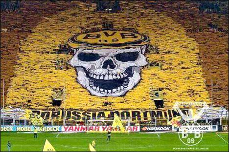 Event tourism football temples Dortmund