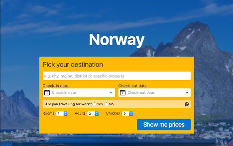 10 facts Norway pick a destination