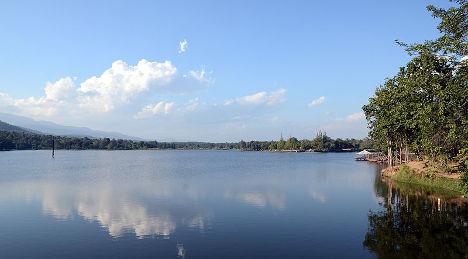 Hidden Gem Chiang Mai - Huai Tueng Thao lake