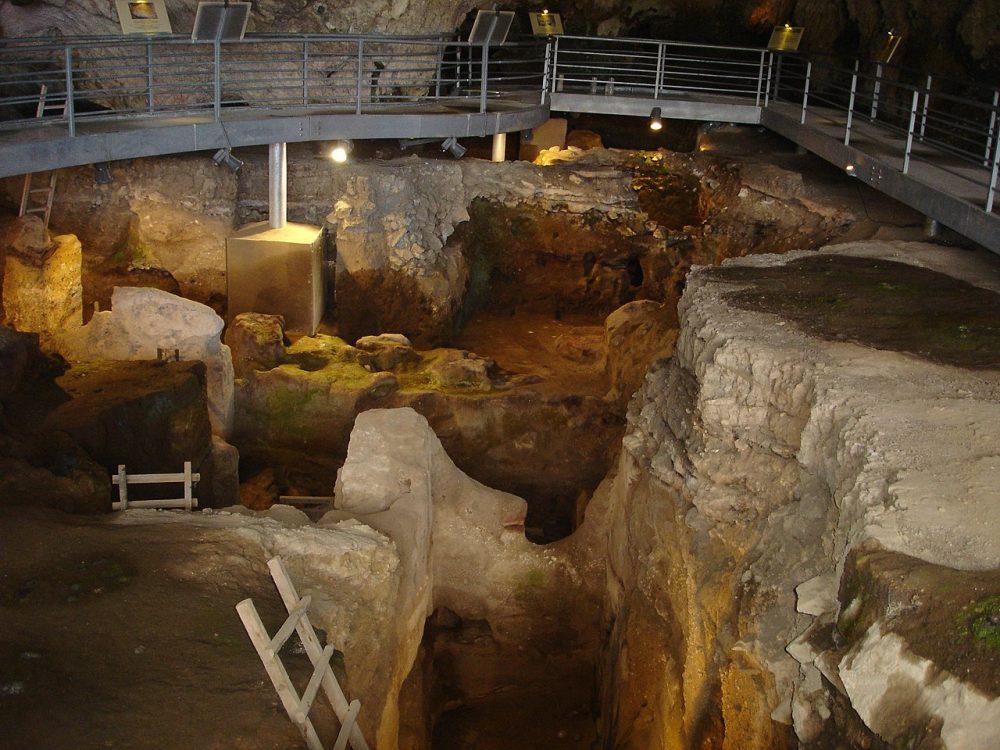 Theopatra Cave Meteora