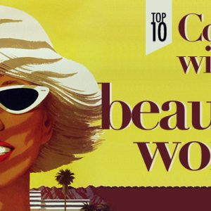 countries with most beatiful women