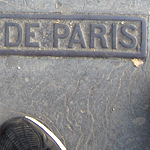 paris manhole