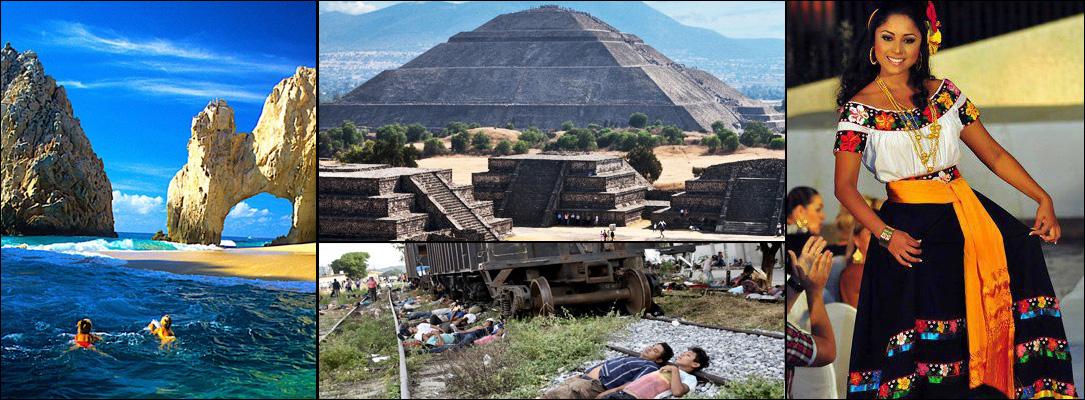Mexicos Stereotype Tourist Photos