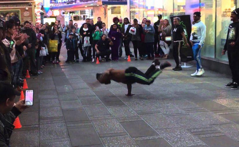 new york street dancers scam