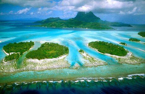 Top 10 Islands World bora bora